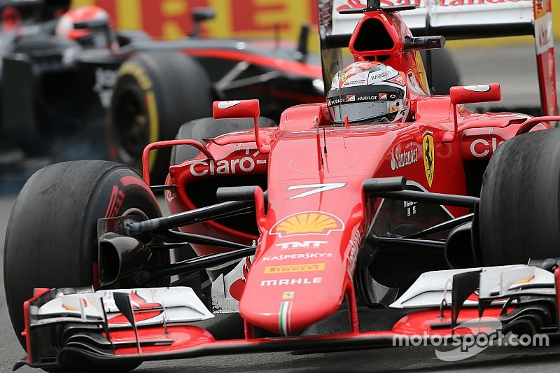 "Raikkonen says F1 must be ""more dangerous"""