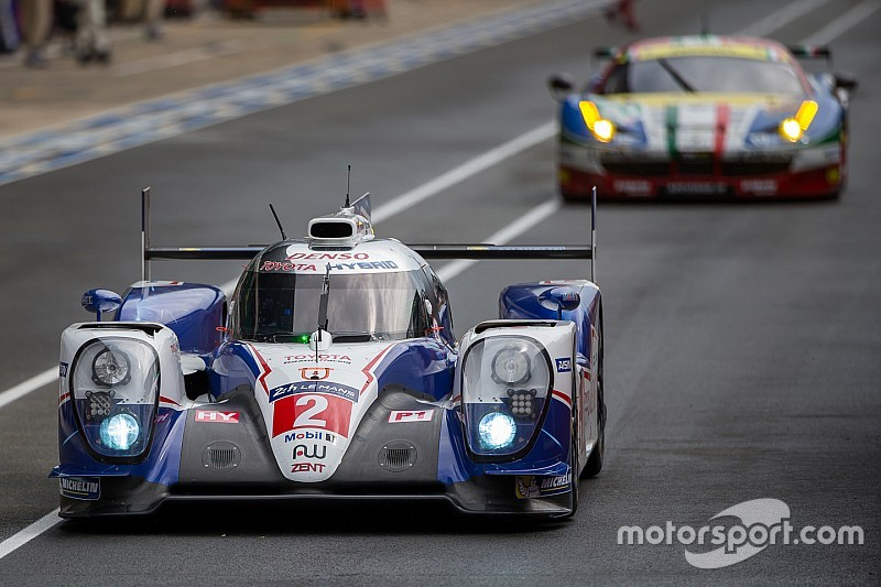 Busy start for Toyota Gazoo Racing
