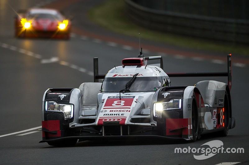 Le Mans: Audi drivers with most laps