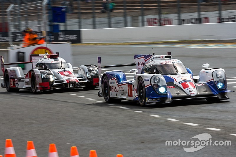 Toyota pushing to regain lost ground on Audi and Porsche