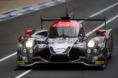 ESM logs first competitive laps at Le Mans