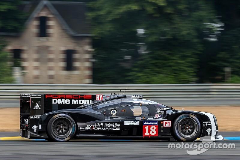 Porsche mantiene el dominio en la segunda sesión