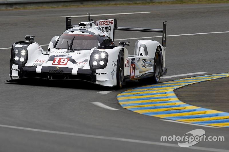 Tandy tops shortened Q2 at Le Mans