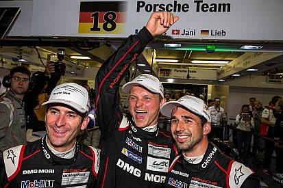 Porsche sweeps front row for 24 Hours of Le Mans