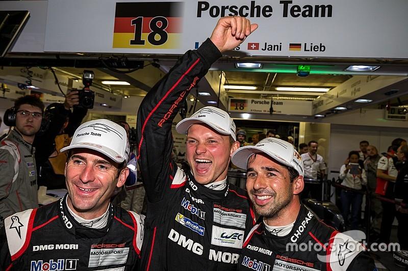 Porsche acapara la cima en calificación de Le Mans