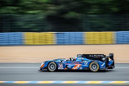 Alpine satisfait de son cinquième temps en LMP2