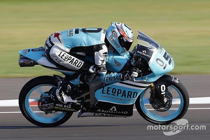 Moto3: Com cronômetro zerado, Kent lidera sexta na Catalunha