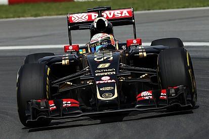 Grosjean mécontent de manquer 5 nouvelles séances d'essais libres