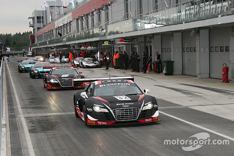 Российский этап Blancpain Sprint пройдёт на Moscow Raceway