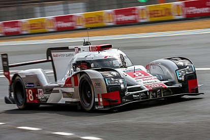 Audi ready for the 24 Hours of Le Mans