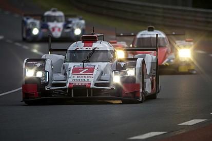 Tréluyer - Audi, plus rapide en simulation de course