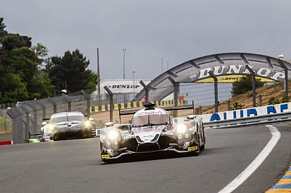 ESM completes Le Mans qualifying