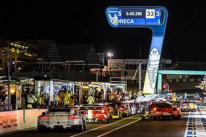 """La nuit au Mans, les pilotes sont """"isolés de tout"""""""