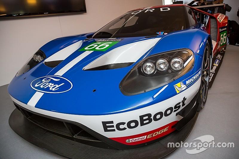 Roush Yates está listo para el reto de Le Mans