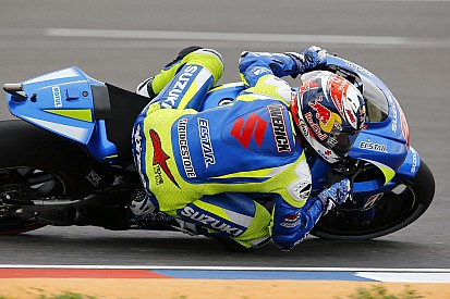 Viñales lideró la tercera práctica en Barcelona