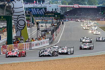 24 Hours of Le Mans live-text commentary