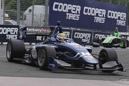 Nelsinho Piquet é o pole position em sua estréia na Indy Lights