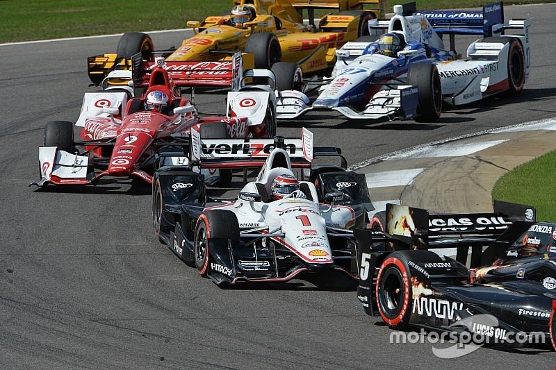 """В IndyCar скроют данные об использовании """"кнопки для обгона"""""""