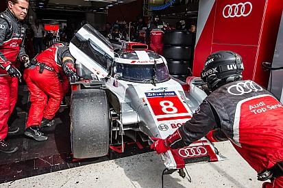 Acidente com o carro de Lucas Di Grassi marca as primeiras cinco horas das 24 Horas de Le Mans