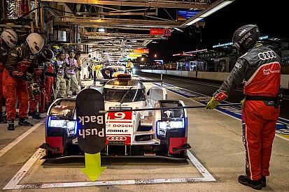 H+7 - Audi vire en tête à la tombée de la nuit