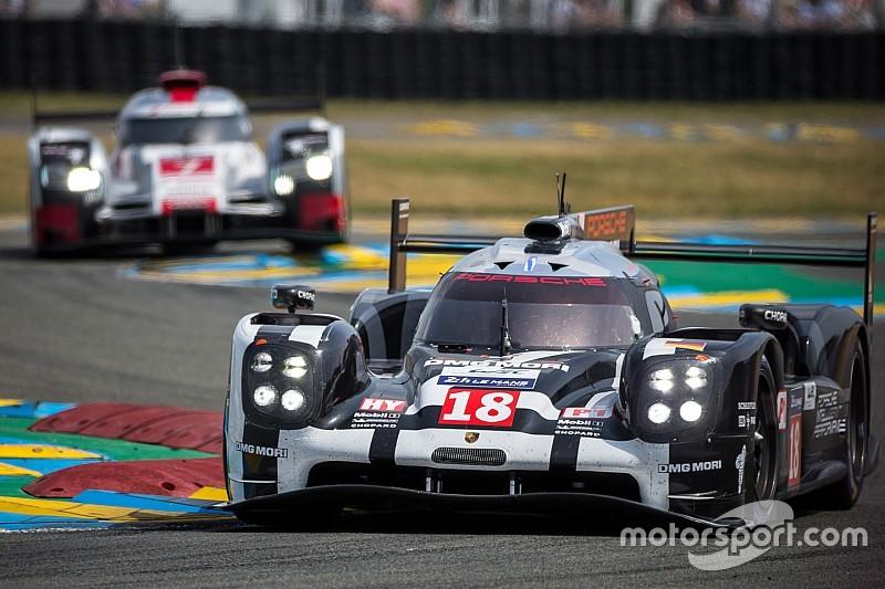 Porsche и Audi оспаривают лидерство в Ле-Мане