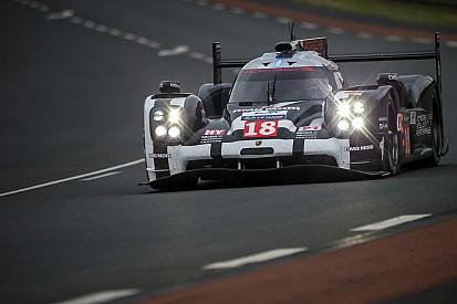 Porsche n°18 - Des problèmes de freins