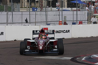 Latorre wins his first Pro Mazda race of the season