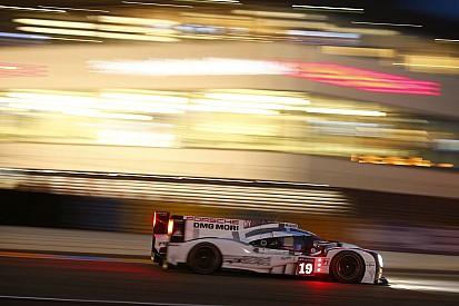 H+12 - Porsche construit son avance à la mi-course