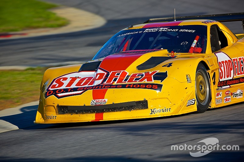 Fix on pole for New Jersey Trans Am race
