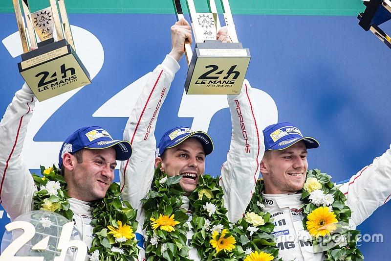Porsche se impone en Le Mans