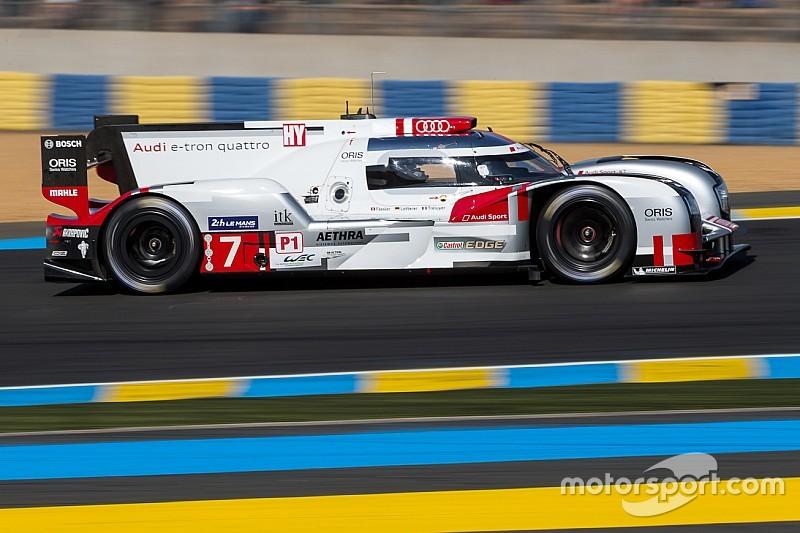 Le Mans: Audi fast but unfortunate
