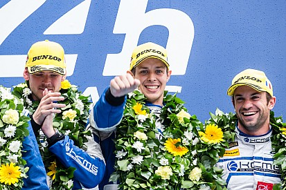 KCMG storm to LMP2 victory with perfect weekend at Le Mans