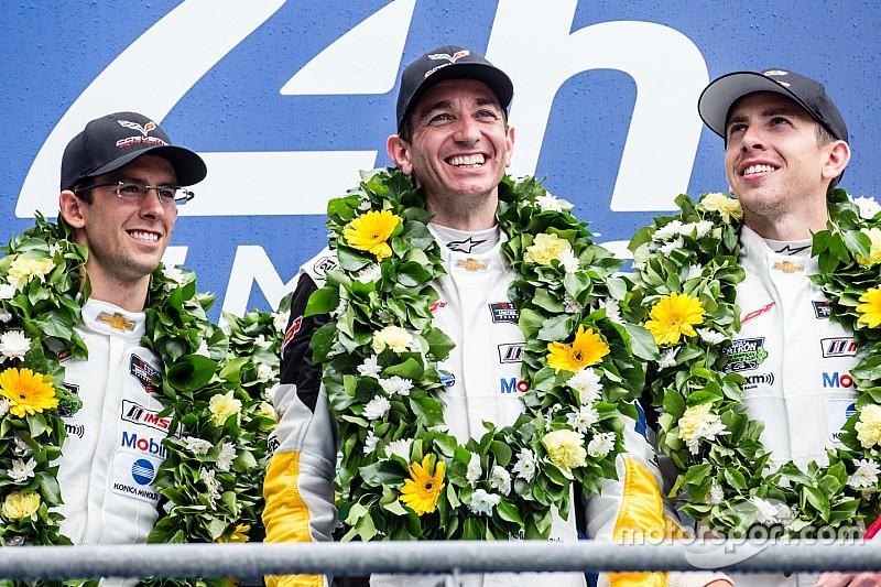 U.S. drivers, teams make a mark at Le Mans