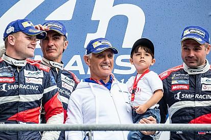 Ротенберг поздравил SMP Racing с победой