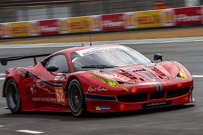Scuderia Corsa charges to the podium in Le Mans debut