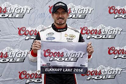 Tagliani would like a shot at NASCAR oval racing