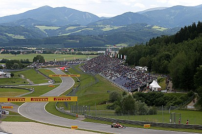 Гран При Австрии: расписание