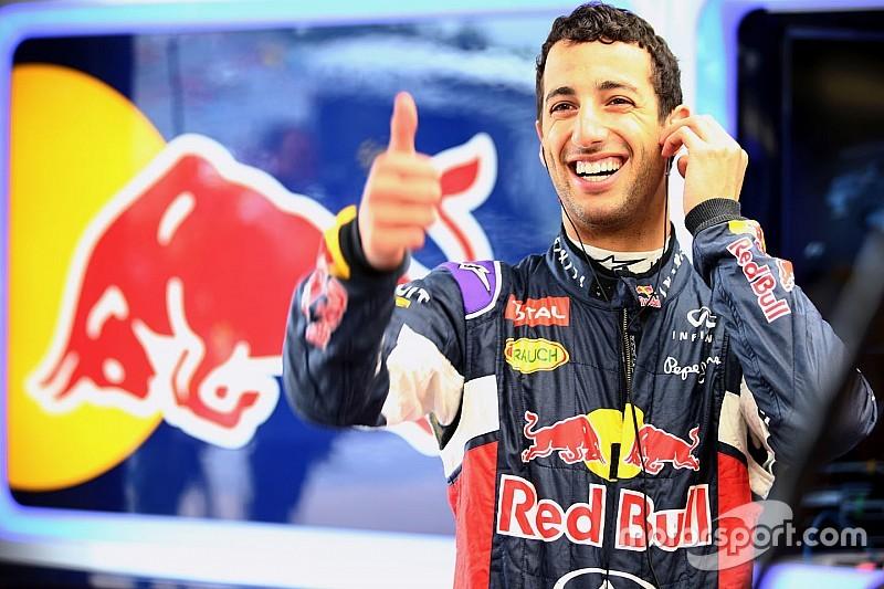 Ricciardo, listo el Road Show en México