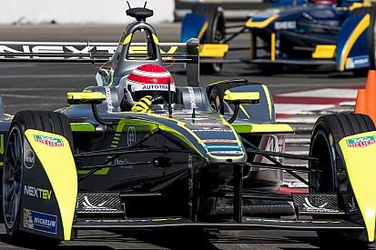 Formule E - Nelson Piquet Jr prolonge pour plusieurs saisons