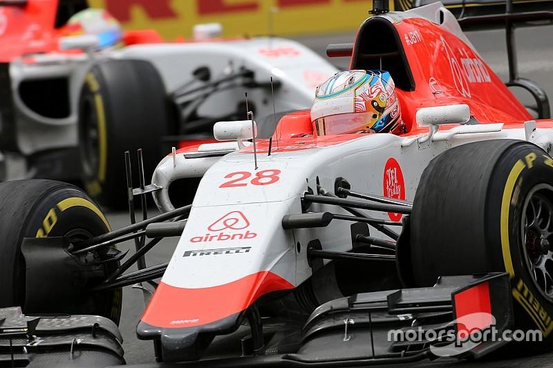 Débuts en F1 chez Manor repoussés pour Fabio Leimer