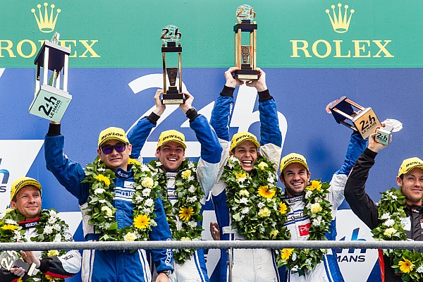 Le Mans 24 Hours: Brits on top in every class at La Sarthe