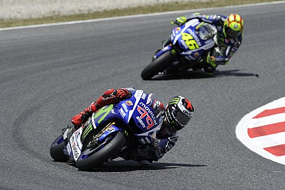 """Battle with Rossi """"one of my hardest"""", says Lorenzo"""