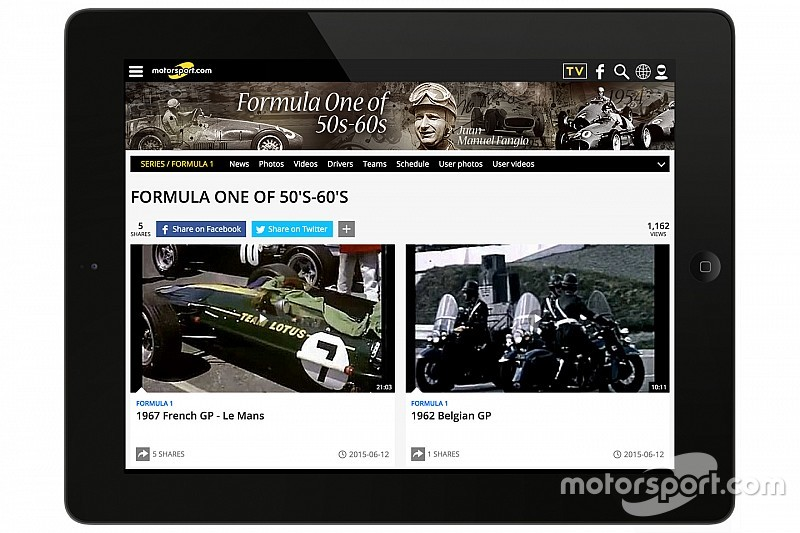 Motorsport.com acquires video assets of RaceFansTV