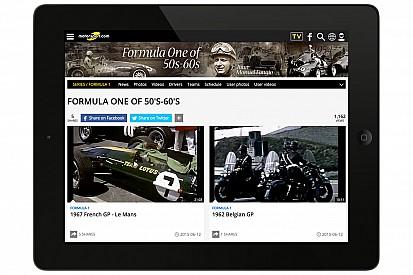 Motorsport.com acquiert le contenu vidéo et les actifs de distribution de RaceFansTV