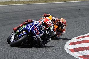 MotoGP Actualités Rossi et Lorenzo s'attendent à un retour en force de Honda