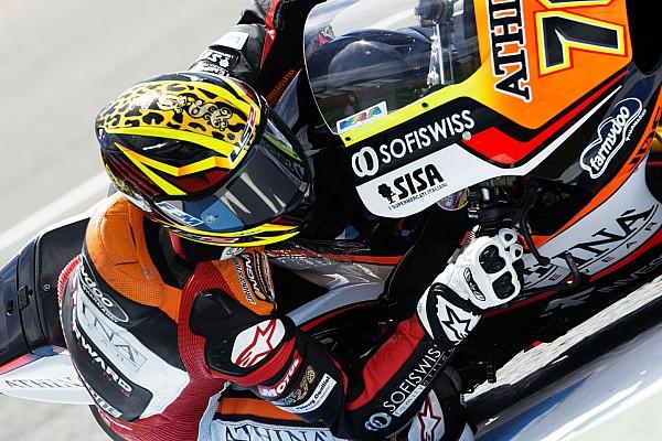 Loris Baz sauve 3 points après un Grand Prix compliqué à Barcelone