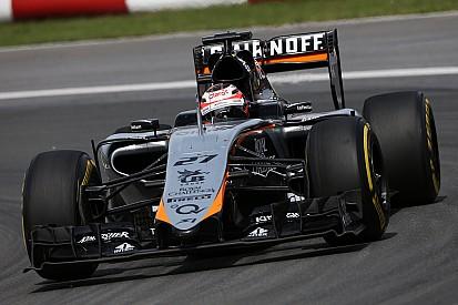 Force India - La VJM08-B fera son apparition à Silverstone