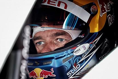 Loeb probó el Peugeot del Dakar