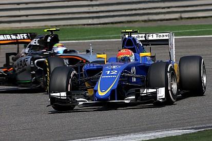 Nasr mostra preocupação com novos freios da Sauber