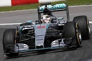 Formule 1 Actualités Hamilton - La F1 moderne est plus difficile qu'il n'y paraît